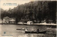 CPA  Bruyéres-en-Vosges - Le Lac de Pointhaie (Canotage)   (657922)