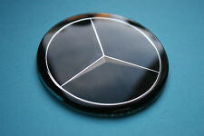 Genuine Mercedes-Benz w126 Sec Sel Steering Wheel Badge Emblem Logo A1264640032