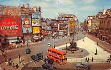 England Piccadily Circus, London 1968