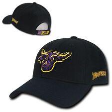 Black Minnesota State Mankato Mavericks Adjustable NCAA Baseball Ball Cap Hat