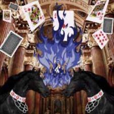 NWT Yarnz Large Silk Printed Scarf Horse & Cards  $229