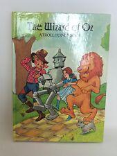 The Wizard of Oz Troll Pop-Up book Vintage book Karen Avery