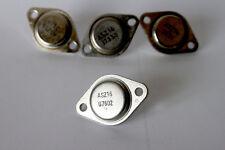Composants électroniques ampli radio / components : Transistor ASZ16 NOS. X1