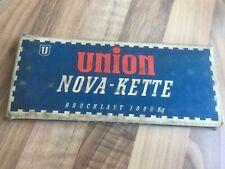 Fahrradkette Union Nova 5/8 x 3/16 neu new bicycle chain NOS rare