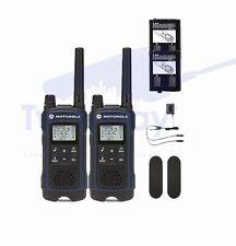 Motorola TALKABOUT T460 Two-Way Radio / Walkie Talkie 2-PACK