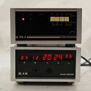 Vintage Patek Philippe Electronic ZL4N / ZG4 Digital Clock & Radio Control Unit