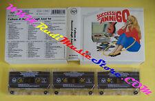 BOX 3 MC L'ALBUM DI SUCCESSI DEGLI ANNI 60 NADA ROKES PAVONE PAOLI no cd lp vhs