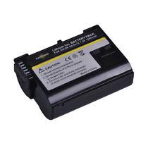 Quantum Energy EN-EL15-Battery + Charger-for-Nikon-DSLR-D7200-D7100-D810-D800-
