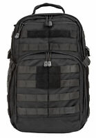 5.11 RUSH12 Tactical Backpack 24L MOLLE Military Rucksack Style 56892 Black
