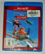 Planes  3D und 2D  Blu Ray NEU Disney