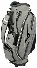 MIZUNO Golf NCXX Light Style Men's Caddy Bag 9.5 x 47 inch 2.9kg 5LJC180300 Gray