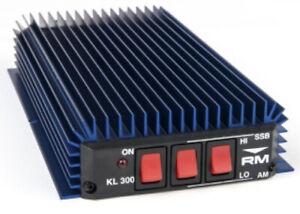 RM KL300 - 20-30MHz (300W) Linear Amplifier