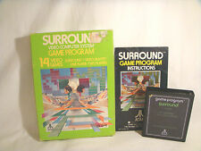 Surround - Atari 2600 - Complete