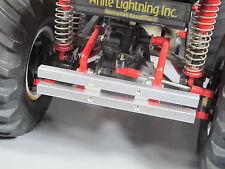 New Tamiya R/C 1/10 Clodbuster Clod Bullhead 1pc Aluminum Axle Bar Guard Bumper