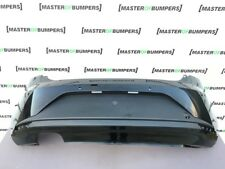SEAT LEON FR 2013-2016 REAR BUMPER IN BLACK GENUINE [O74]
