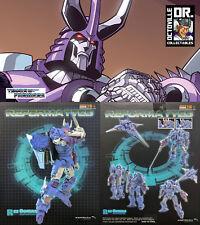 Transformers Authentic Mastermind Creations R-22 Boreas / IDW Cyclonus Brand New