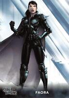 FAORA / DC Comics Super-Villains (Cryptozoic 2015) BASE Trading Card #28