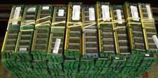 Lot of 50 1GB DDR 333/400MHz PC2700 PC3200 NON-ECC Dell HP IBM Mixed Desktop RAM