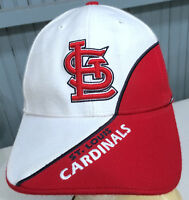 St. Louis Cardinals 2-Tone Adjustable Baseball Cap Hat
