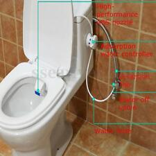 Attachment Non Electric Shattaf Spray Water Wash Clean Seat Smart Toilet Bidet