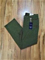 Charter Club Women's Plus Lexington Straight Leg Pant...Size:  14W,  NWT