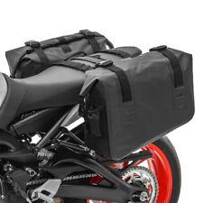 Motorrad Satteltaschen Wasserdicht Bagtecs WD1 2x43l mit Rollverschluss