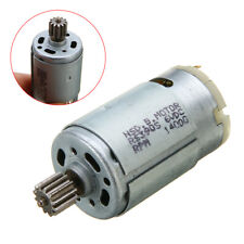 RS390 Electric Motor 6V 14000RPM For Kid Ride On Car Bike Toy Gear Box Motor Hot