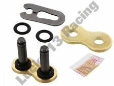 DID split link 525 Chain VX gold X ring spring clip connection motorcycle joint
