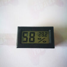 Thermomètre / humidimetre avec écran digital neuf pour cave a vin, chambre...