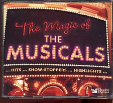 Reader's Digest / The Magic Of The Musicals - 4CD Box Set