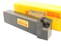"NEW SURPLUS SANDVIK MSRNL 854D TURNING TOOL HOLDER SNMG 432 (1"" x 1.25"" Shank)"