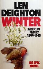 Len Deighton Winter A Berlin Family 1899-1945 HARD BACK GOOD CONDITION
