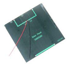 Monocrystalline silicon 6V4.5W DIY solar panels 4.5w line 165 * 165mm H2B4 W7P7