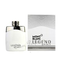 Mont Blanc Legend Spirit Eau de Toilette Spray For Men 3.3oz 100ml * New in Box
