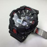 Casio G-Shock Black Digital Analog Watch GA700-1A GA-700-1ACR