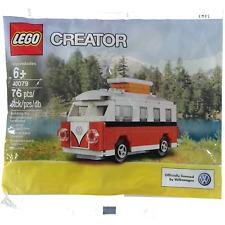 Lego Polybag 40079 Creator VW T1 Camper Van