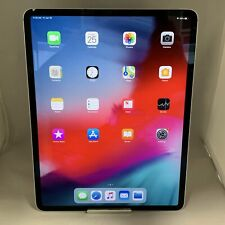 Apple iPad Pro 12.9-inch (3rd Gen.) 256GB Silver WiFi Very Good Condition
