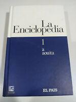 La Enciclopedia Volumen 1 Salvat 2003 - LIBRO Español - 2T