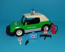 Playmobil Polizei ~ PKW-Polizei & Zubehör / Police Car & Equipment (3215)
