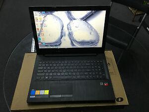 Lenovo Ideapad G50-45 Sliver Laptop Notebook AMD A8 4GB 500GB HDD Win 8.1