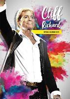 Cliff Richard Official 2019 A3 Premium Wall Calendar by Danilo, FREE POST