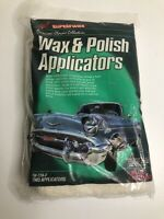 Vintage 1995 Turtle Wax Wax And Polish Applicator Car Care Polishing New Sealed