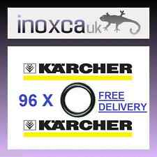 96 X KARCHER HD HDS HOSE NOZZLE JET LANCE SPARE O-RING SEALS O RINGS O RING SEAL