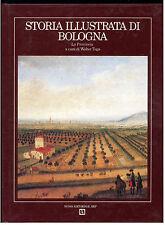 TEGA WALTER STORIA ILLUSTRATA DI BOLOGNA VOLUME VIII AIEP 1991 EMILIA ROMAGNA
