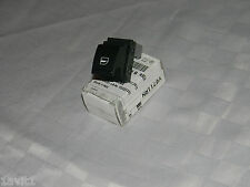 NEW GENUINE VW SEAT ELECTRIC WINDOW SWITCH IN BLACK/WHITE 7L6959855B REH