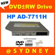 HP AD-7711H DVD±RW Drive/Burner/Writer SATA LS-SM-DL Notebook/Laptop Internal