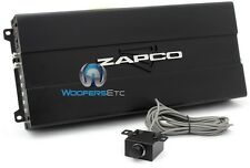 ZAPCO ST-1500XM MONOBLOCK AMP 1 CHANNEL 1500W RMS CLASS AB ST CAR AMPLIFIER NEW