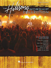 THE HILLSONG WORSHIP COLLECTION EASY PIANO SHEET MUSIC SONG BOOK NEW