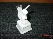 Old,Bell,Porcelain,Angel, Praying,Religious,Wings,Ch ild