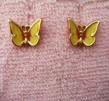 Auth Juicy Couture Fall Butterfly Stud Earrings Studs $38